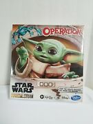Operation Game Star Wars The Mandalorian Edition Board Game New And Sealed