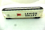 Ho Scale Lehigh Valley Tldx 2730 4-bay Covered Hopper Freight Train Car