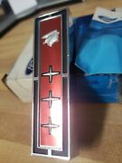 1969 Mercury Cougar Xr 7 Center Grill Emblem C9wy-8213-a Old New Stock In Box