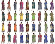 Wholesale Lot 50 Pc Assorted Women Kaftan Long Cocktail Item New Year Gift