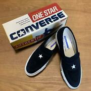 Converse 90s One Star Loafers Us6 Eu39 Uk6 Cm24.5 Size W/box