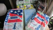 Oreck Xl Vacuum Cleaner Bags 20, Fresh Air Tabs 30, Belts 5. New Old Stock