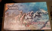 Conflict Of Heroes Price Of Honour Poland 1939 - Board Game Expansion, Wargame