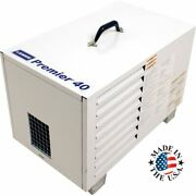 Lb White 40 Propane Heater With Thermostat 40k Btu Indoor Outdoor Made In Usa