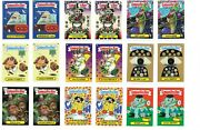 2020 Garbage Pail Kids Bts Beyond The Streets Singles From Dropdown Adam Bomb