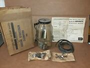 1950's Vintage Trippe Aquamatic Windshield Washer Kit, New, Complete Kit