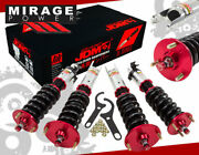 Jdm Sport For 90-97 Accord Adjustable Coilover Lowering Spring Damper Pillowball