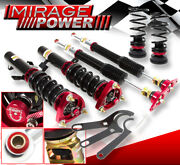 Adjustable Racing Full Coil Over Suspension System Kit 2010-2013 Mazda Speed 3