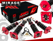 Jdm Sport 87-91 Rx7 Fc3s Adjustable Coilovers Lowering Spring Damper Pillowball