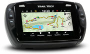 Trail Tech 922-122 Voyager Pro Gps Kit With Digital Gauge Trail Maps 4-inch Tft