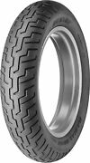 Dunlop D206 Front Motorcycle Tire 130/80r-18 66h - Fits For Honda Shadow