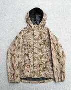 2011 Level6 Gore-tex Nylon Jacket Aor1 Mars Camouflage S Us Army Real