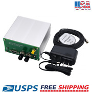 Us Gps Receiver Gpsdo 10mhz 1pps Gps Disciplined Clock With Antenna Power Supply