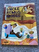 Walt Disney's Uncle Remus Stories Giant Golden Book Mary Blair Cover Hb 1982