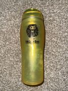 Disney The Lion King Broadway Musical Cup Coffee Tumbler Yellow