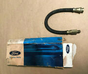 Nos 1950's 1960's And Other Fords Front Brake Line Hose Az-2078-a