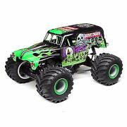 Losi Lmt 4wd Solid Axle Monster Truck Rtr Grave Digger Los04021t1