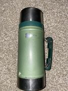 Vintage Aladdin Stanley 24oz Thermos Rh98 Handle Ss04 Cup Rs45 Stopper