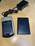 Oem Canon Cb-2lf Charger For Canon Nb-11l Nb-11lh Battery Plus Generic Charger