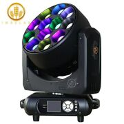 12x40w Zoom Wash Beam Moving Head Light Color Mixed Led Beam Wash Disco Light