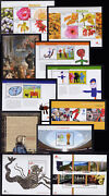 2006 Portugal, Azores, Madeira Complete Year Mnh. 20 Souvenir Sheets, Blocks.