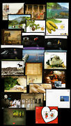 2009 Portugal, Azores, Madeira Complete Year Mnh. 22 Souvenir Sheets, Blocks.