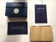 West Wing The Complete Series No Season 1 Collector Edition Dvd Nm