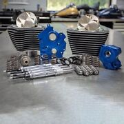 Sands M8 Power Pack 128 Oil Cooled Chain Drive Highlighted Fins Chrome Tubes