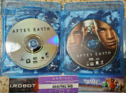 Digital Codes For I, Robot +arrival +the Darkest Minds W After Earth Blu-ray+dvd