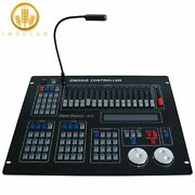 Dmx Controller New Sunny 512 Scanner Dmx Console Auto Save Data For Dj Lighting