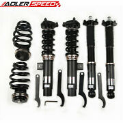 Adlerspeed 32 Levels Coilover Suspension Kit For Bmw 3 Series E46 Rwd 99-05