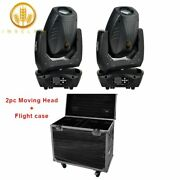 200w Led Beam Spot Wash 3in1 Moving Head Light Plus Zoom Features 18 Channels