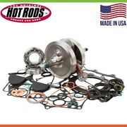 New Hot Rods Complete Bottom End Crank Kit For Suzuki Rm-z250 250cc 07-09