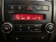 12 13 Kia Sorento Ex Heater A/c Air Climate Control Panel W/ Display And Buttons