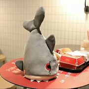 Funny Shark Hat Cute Stuffed Doll Creative Childrenand039s Hat Birthday Present Hat