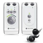 Bellman And Symfon Domino Classic Personal Listening System With Earphone Be8015