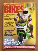 Performance Bikes Magazine 2 Discounts For Multi Buys 70 Mags Avail Email Nos