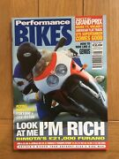 Performance Bikes Magazine 6 Discounts For Multi Buys 70 Mags Avail Email Nos