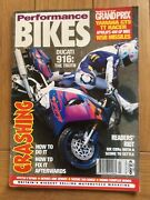 Performance Bikes Magazine 10 Discounts For Multi Buys 70 Mags Avail Email Nos