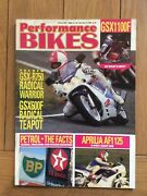 Performance Bikes Magazine 11 Discounts For Multi Buys 70 Mags Avail Email Nos