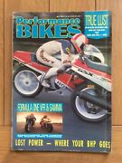 Performance Bikes Magazine 14 Discounts For Multi Buys 70 Mags Avail Email Nos
