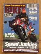Performance Bikes Magazine 18 Discounts For Multi Buys 70 Mags Avail Email Nos