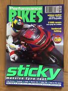Performance Bikes Magazine 26 Discounts For Multi Buys 70 Mags Avail Email Nos