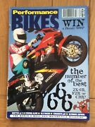 Performance Bikes Magazine 27 Discounts For Multi Buys 70 Mags Avail Email Nos