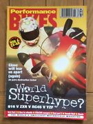 Performance Bikes Magazine 28 Discounts For Multi Buys 70 Mags Avail Email Nos