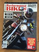 Performance Bikes Magazine 31 Discounts For Multi Buys 70 Mags Avail Email Nos
