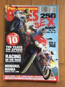 Performance Bikes Magazine 33 Discounts For Multi Buys 70 Mags Avail Email Nos