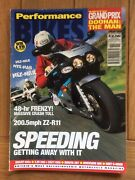 Performance Bikes Magazine 36 Discounts For Multi Buys 70 Mags Avail Email Nos