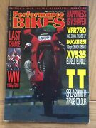 Performance Bikes Magazine 37 Discounts For Multi Buys 70 Mags Avail Email Nos