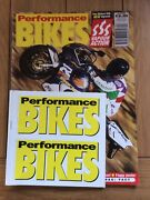 Performance Bikes Magazine 39 Discounts For Multi Buys 70 Mags Avail Email Nos